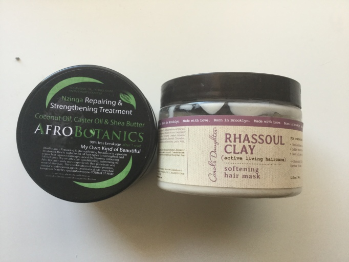 Some of the conditioners/masks I use